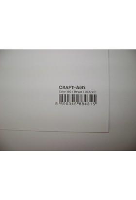 Umix Craft & Arts Fon Kartonu 160Gr 50*70Cm Beyaz