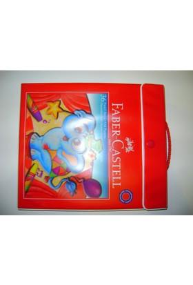 Faber-Castell Çantalı Pastel Boya 36 Renk