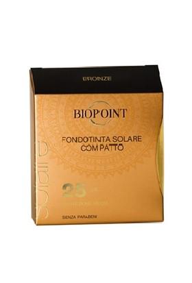 Biopoint Güneş Korumalı Kompakt Fondöten Bronze SPF25 6.5ml - Bronz