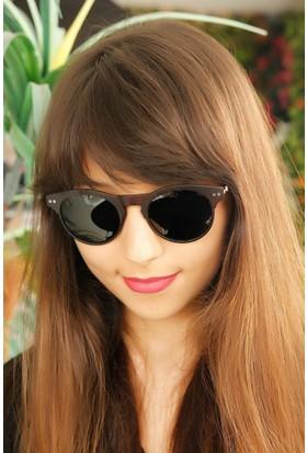 Clariss Marka Kahverengi Çerçeve Tasarımlı Bayan Gözlük