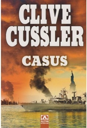 Casus - Clive Cussler