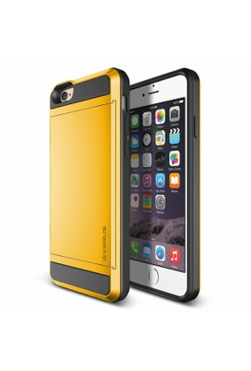 Verus iPhone 6/6S 4.7 Damda Slide Kılıf Special Yellow