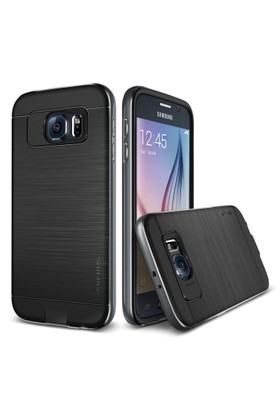 Verus Galaxy S6 Case Iron Shield Kılıf Titanium