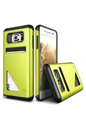 LIFIC Samsung Galaxy Note 5 Mighty Card Defense Kılıf Lime