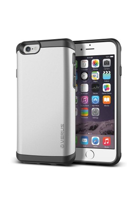 Verus iPhone 6/6S 4.7 Damda Veil Kılıf Light Silver