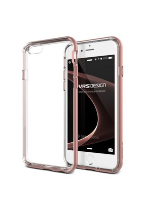 Verus Apple iPhone 6 Plus/6S Plus New Crystal Bumper Shield Series Kılıf RG