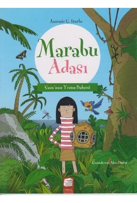 Marabu Adası: Susunun Yosun Bahçesi