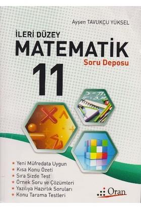 Oran Yayınları 11. Sınıf Matematik Soru Deposu - Ayşen Tavukçu Yüksel