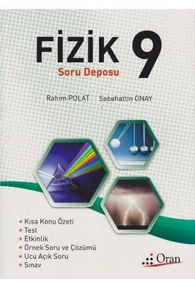 Oran Yayınları 9. Sınıf Fizik Soru Deposu
