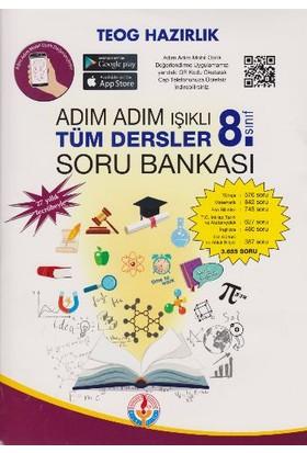 Adım Adım Işıklı Yayınları 8.Sınıf Tüm Dersler Soru Bankası - Bilal Işıklı