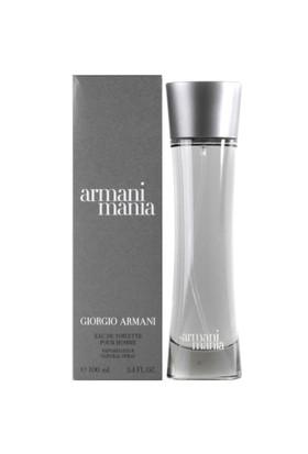 Giorgio Armani Mania Edt 100 Ml Erkek Parfüm