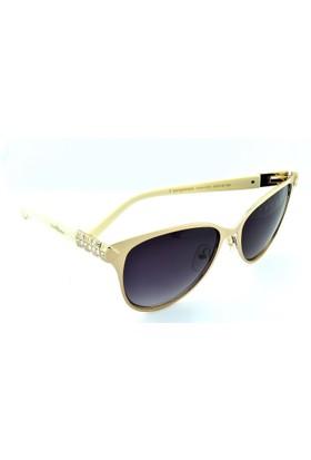 Fashiontv Polarize Kadın Güneş Gözlüğüı 1004 C16 5616