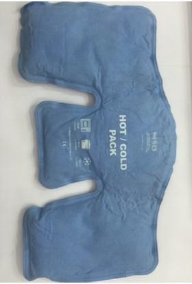 Msd Hot Cold Pack Sıcak Soğuk Paket Yumuşak Yüzey Boyun 20X40 Cm