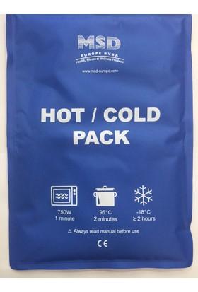 Msd Hot Cold Pack Sıcak Soğuk Paket Standart 15X25 Cm