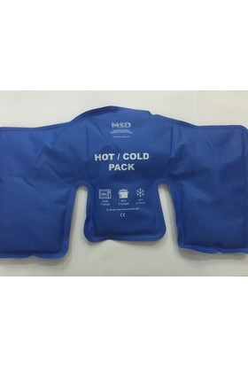 Msd Hot Cold Pack Sıcak Soğuk Paket Standart Boyun 20X40 Cm
