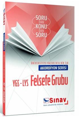 Sınav Dergisi Yayınları Ygs Lys Felsefe Grubu Konu Anlatımlı Soru Bankası