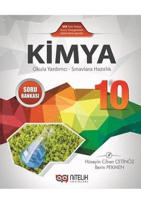 Nitelik Yayınları 10.Sınıf Kimya Soru Bankası