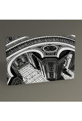 Tablo360 MC Escher St. Peter- Rome 45 x 30