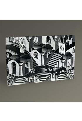 Tablo360 MC Escher Cancave and Convex 45 x 30