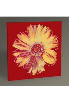 Tablo360 Andy Warhol Flower 30 x 30