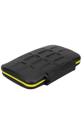 JJC Memory Card Case Hafıza Kartı Kutusu (8 SD Kart)