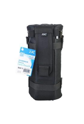 JJC DLP-7 Deluxe Lens Pouch Objektif Çantası (13x29cm)