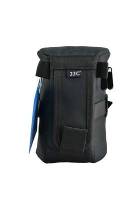 JJC DLP-4 Deluxe Lens Pouch Objektif Çantası (10x17.5cm)
