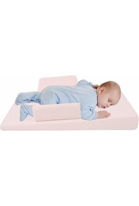 Sevi Bebe Bebek Reflü Yatağı Ekru