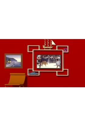 Rafline Wrap Tv Ünitesi