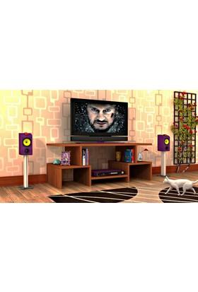 Rafline Twist4 Tv Ünitesi - Ceviz