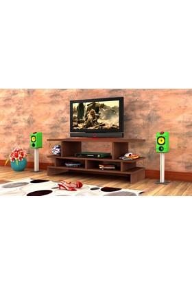 Rafline Twist2 Tv Ünitesi - Wenge