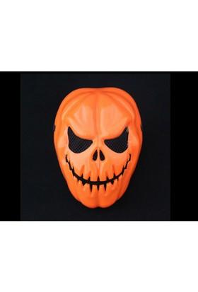 Toptancı Kapında Bal Kabağı Maskesi
