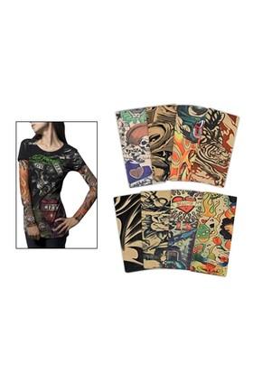 Toptancı Kapında Tattoo Sleeves Giyilebilir Dövmeler