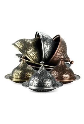 Toptancı Kapında Osmanlı Motifli Lokumluk (Büyük)
