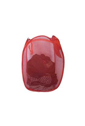 Toptancı Kapında File Oyuncak Ve Çamaşır Sepeti