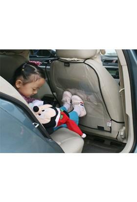 Toptancı Kapında Araba Koltuk Arkası Koruyucu 2 Li Kılıf