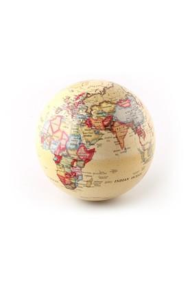 Toptancı Kapında Otomatik Rotasyon Sistemi İle Dönen Dünya Küresi