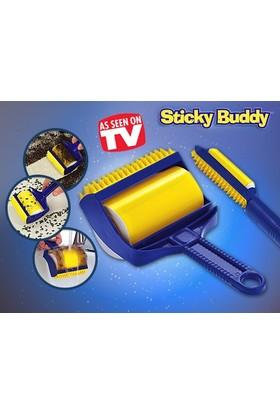 Toptancı Kapında Sticky Budy Tüy Temizleme Seti