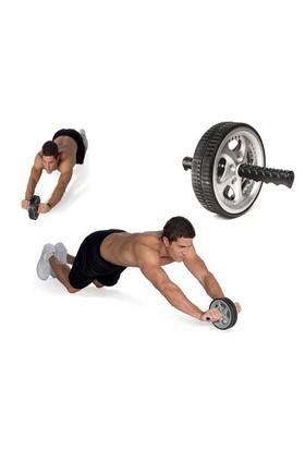 Toptancı Kapında Ab Wheel Vücut Geliştirme Ve Egzersiz Aleti