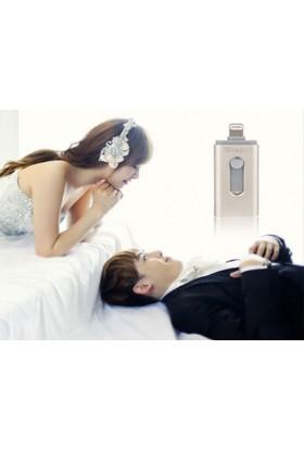 Toptancı Kapında İdragon 16 Gb İphone, İpad, İpod Flash Bellek