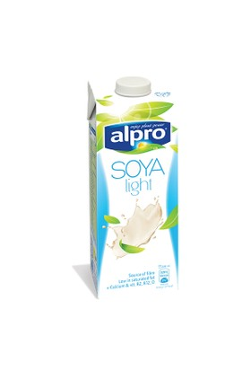 Alpro Soya Sütü Light 1 Lt.