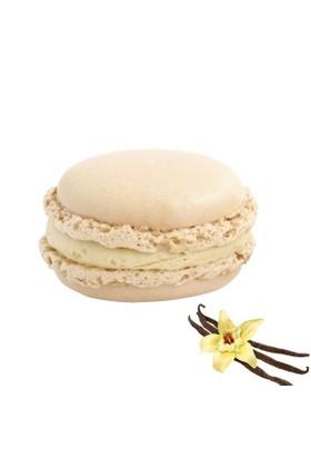 Nefis Gurme Vanilyalı Deluxe Parisian Macaron 12'Li
