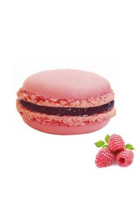 Nefis Gurme Frambuazlı Deluxe Parisian Macaron 27'Li