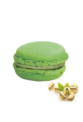 Nefis Gurme Antep Fıstıklı Deluxe Parisian Macaron 12'Li