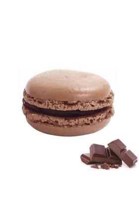 Nefis Gurme Çikolatalı Deluxe Parisian Macaron 27'Li