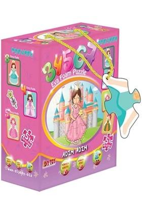 Prenses 5'i Bir Kutuda Puzzle