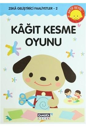 Kağıt Kesme Oyunu - Kazuo Kobayashi