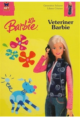 Veteriner Barbie - Genevieve Schurer