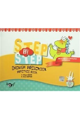 Step By Step English Preschool Practice Book Set - D. Arzu Kaptan