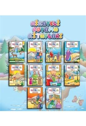 Hikayeli Boyama Kitapları (10 Kitap Set)